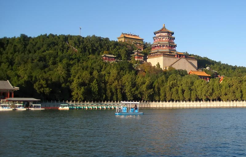 Beijing. Summer Palace