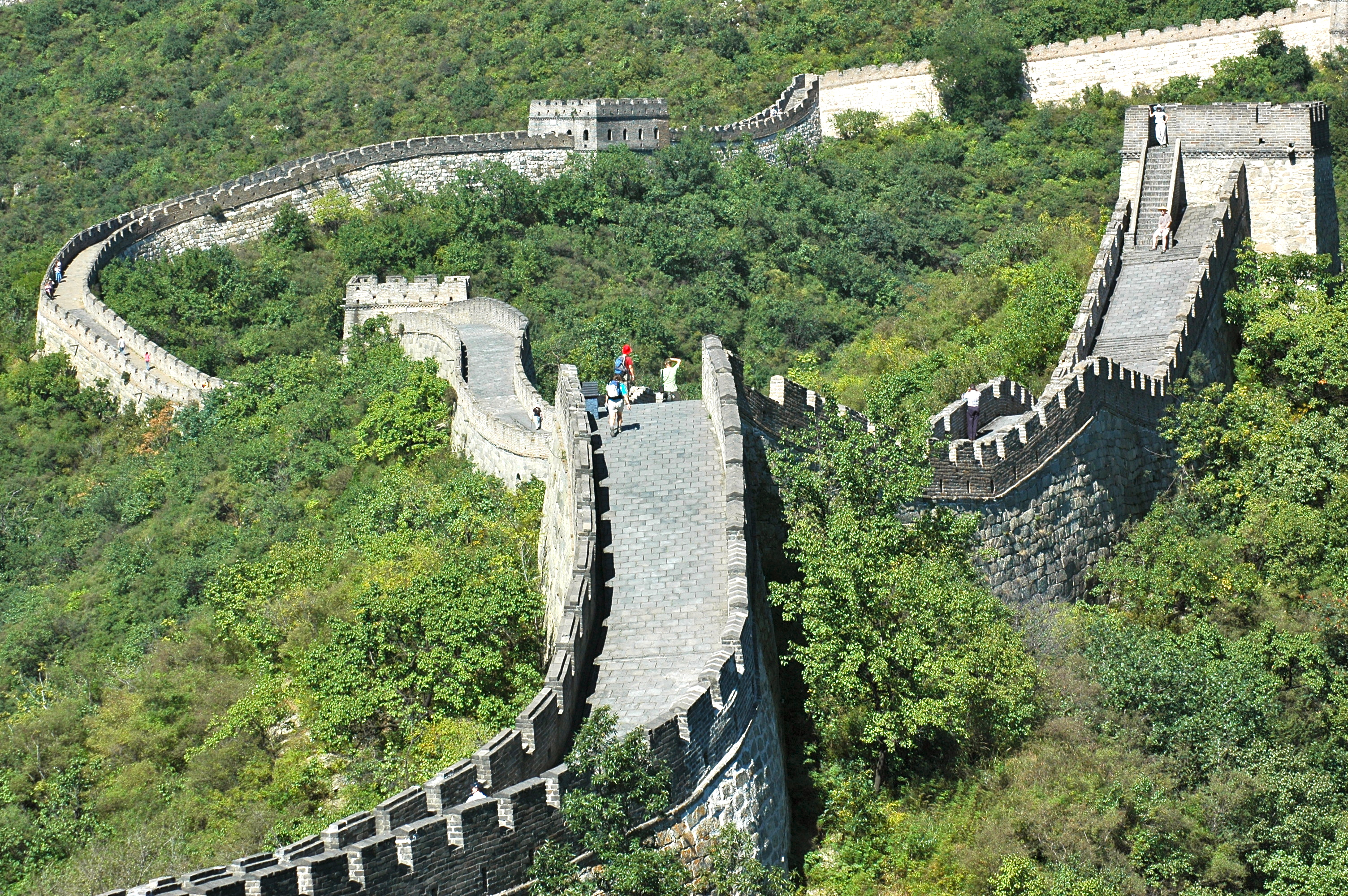 how to get to great wall of china from beijing